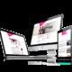 Smartphonefähiges Webdesign und Programmierung für SimpleSelfie
