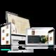 Webdesign und Programmierung für Atelier Alefeld