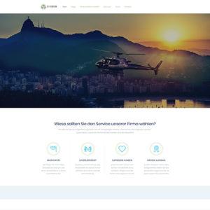 Webdesign und Softwareprogrammierung für Exckon Air Ops von Divinci in Schweinfurt