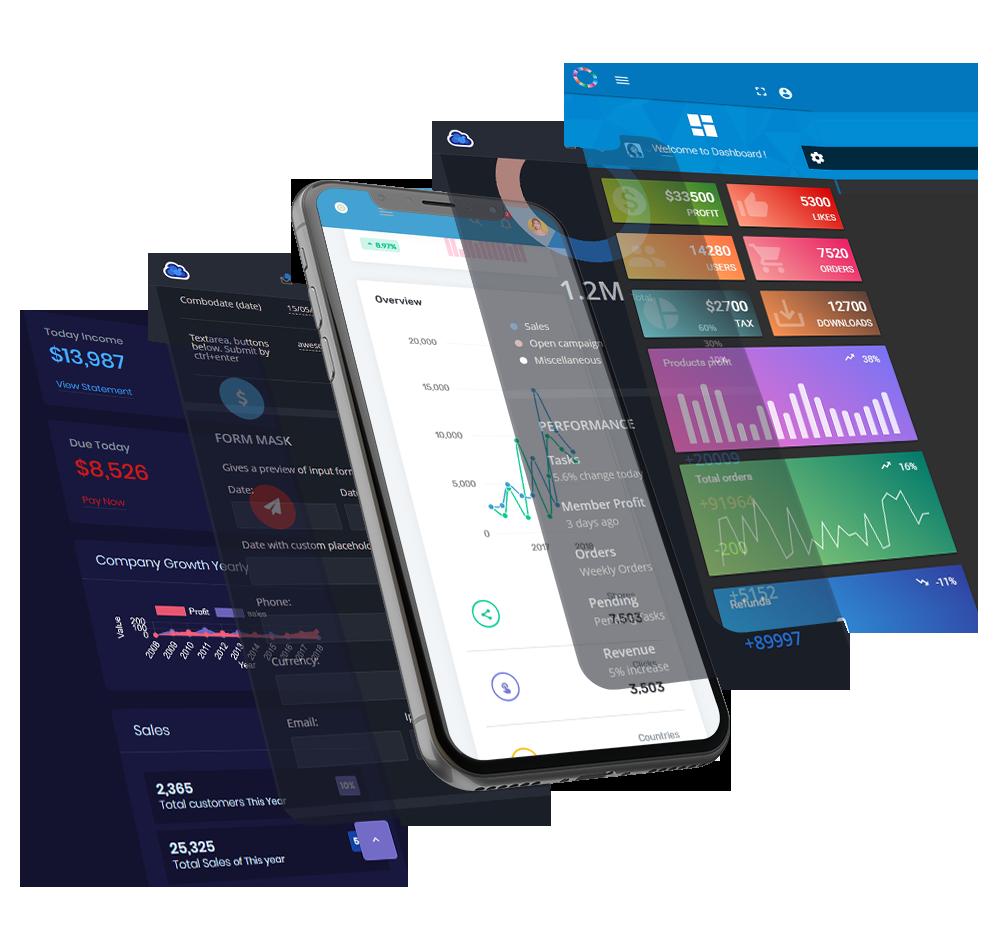Iphone und Android Apps von Divinci in Schweinfurt